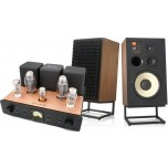 JBL L100 Speakers + Icon Audio Stereo 30SE Package