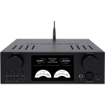 Nova Fidelity HA500H Headphone Amplifier and DAC Black