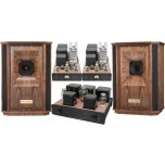 Tannoy Prestige Westminster GR + Icon Audio MB81 Pair + LA5 Valve System