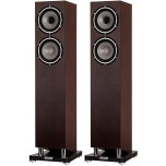 Tannoy Revolution XT6F Speakers Pair Dark Walnut