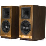 Klipsch The Heritage Sixes Wireless Speakers Walnut