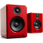 Audioengine A2+ Wireless Active Speakers (Pair) Red