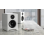 Audioengine A2+ Wireless Active Speakers (Pair) White Lifestyle