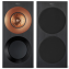 KEF The Reference 1 Speakers Grille Black