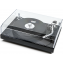 Pro-Ject 2 Xperience SB DC S-Shape Turntable Lid On