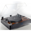 Thorens TD550 Turntable Black and Maccassar