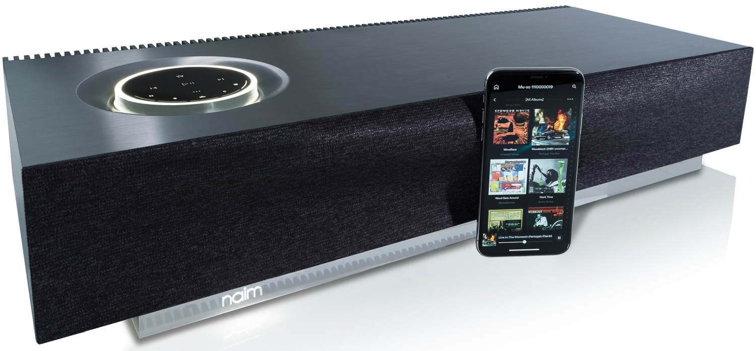 Naim Mu-So 2nd Generation iOS Android Streaming